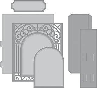 Spellbinders Shapeabilities Grand Arch 3D Card Etched/Wafer Thin Die