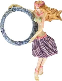 Zoo Med Laboratories Betta Bling Tiki Girl with Hoop