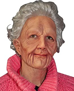 Zagone Studios Men's Supersoft Old Woman Mask