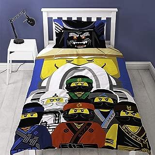 LEGO The Ninjago Movie 'Guru' Single Panel Duvet Cover Bed Set