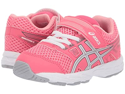 ASICS Kids Gel-Contend TS (Toddler) (Pink Cameo/White) Girls Shoes