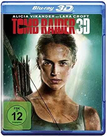 Tomb Raider-Blu-Ray 3D [Import]