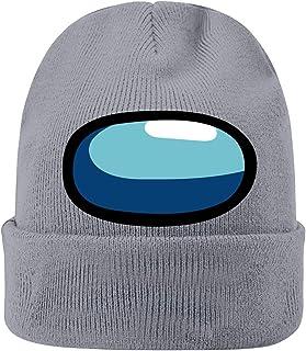 ARONTIME Gorro de invierno diario – Among Us Warm Skully gorra para hombres y mujeres