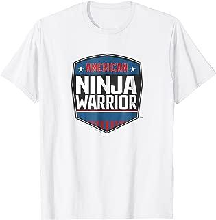 American Ninja Warrior Logo Standard T-Shirt