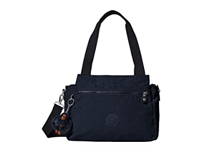 Kipling Elysia Satchel (True Blue 1) Satchel Handbags