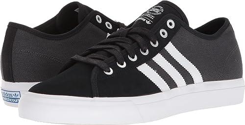 Adidas Originals298023 - Matchcourt RX hombres, negro (negro blanco), 10,5 D(M) US