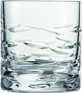 Schott Zwiesel 119.654 Whisky-Glas, Glas, Klar, 2 Stück