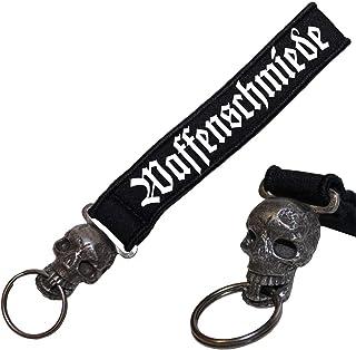 Schädel Schlüsselanhänger Werkstatt Waffenschmiede