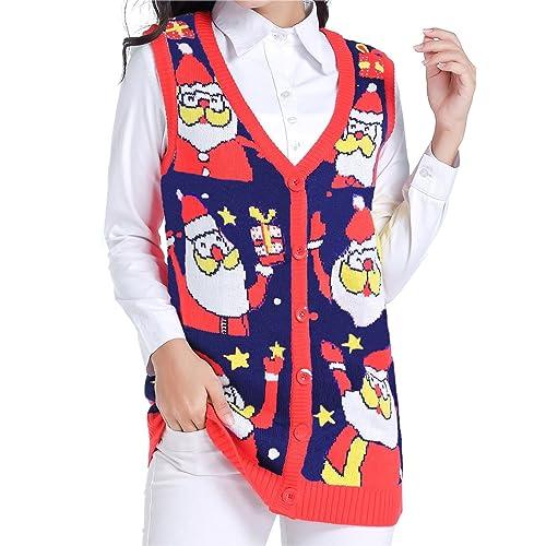 78fc5d6ef88 Fun Christmas Sweaters  Amazon.com