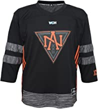 adidas North America 2016 World Cup of Hockey Youth Black Replica Jersey