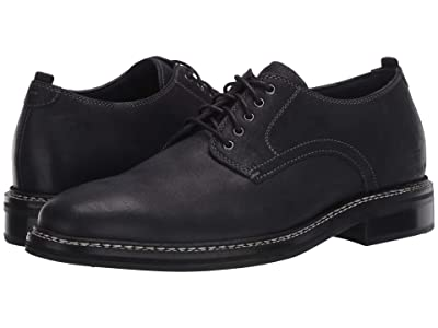 Cole Haan Frankland Grand Plain Toe Oxford (Navy Ink WR) Men