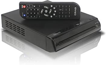 Craig HDMI DVD Player with Remote (CVD401a)