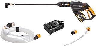 Sponsored Ad – WORX WG630E.1 18V (20V MAX) 4.0Ah Cordless Brushless Hydroshot Portable Pressure Cleaner