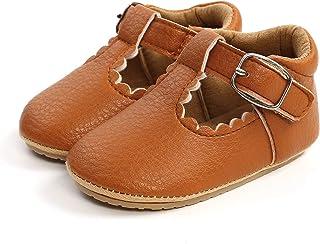 LACOFIA Chaussures Premiers Pas pour garçons ou Filles Baskets antidérapantes pour bébé