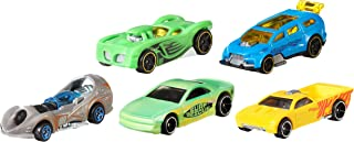 Hot Wheels Color Shifters, 5-Pack