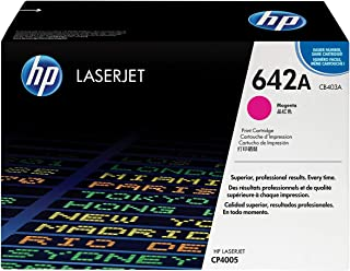 Hp 642a Laserjet Toner Cartridge - Cb403a, Magenta