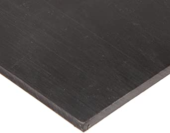 Engineering Plastic Red 90A Polyurethane Sheet 2000x1000x3mm