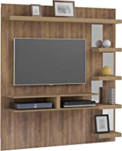 Artely Premium Wall Panel for 50 inch TV, Pine - 180 cm x 166.5 cm x 35 cm