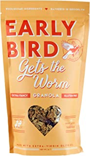 EARLY BIRD Gets The Worm Granola, 12 OZ