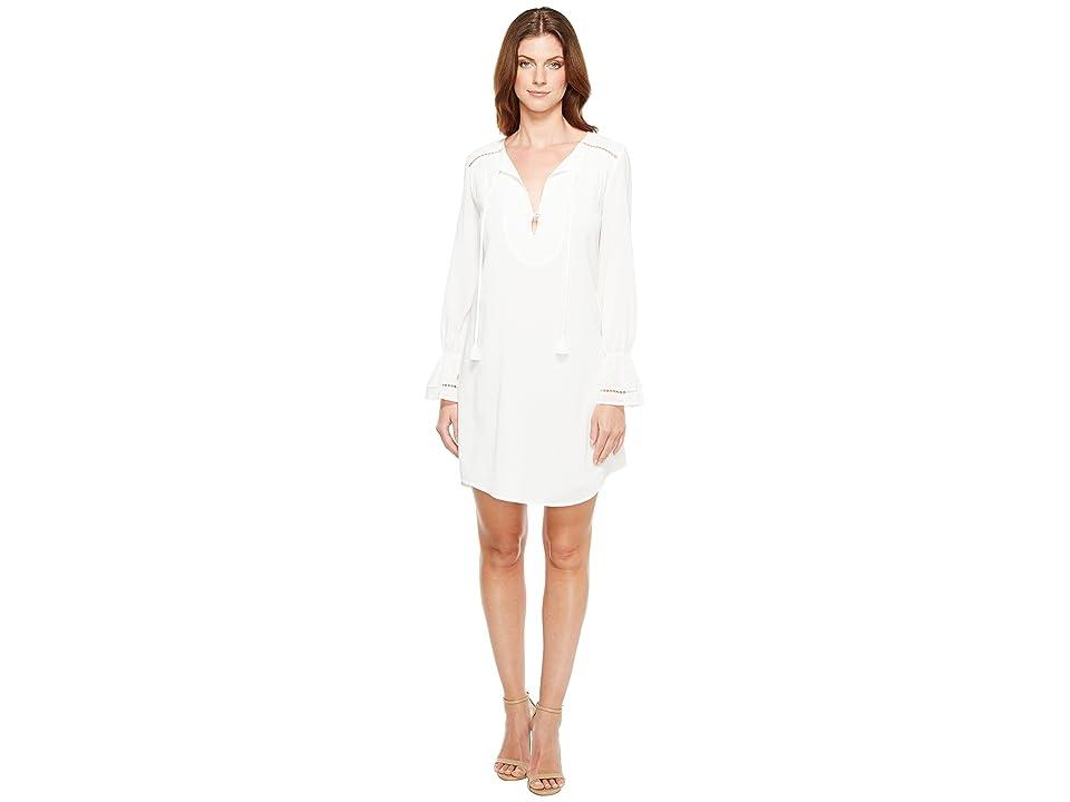 Trina Turk Lucious Dress (White) Women