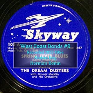 West Coast Bands #9 Alvino Rey Jimmie Maddin Vincent Lopez Herman Kenin CD326J