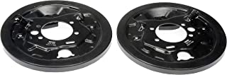 Dorman 924-694 Rear Brake Dust Shield for Select Subaru Models (1 Pair)