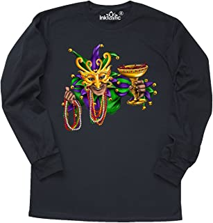 Best mardi gras long sleeve t shirt Reviews