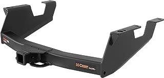 CURT 15363 Xtra Duty Class 5 Trailer Hitch 2-Inch Receiver, for Select Chevrolet Silverado and GMC Sierra 2500 HD, 3500 HD