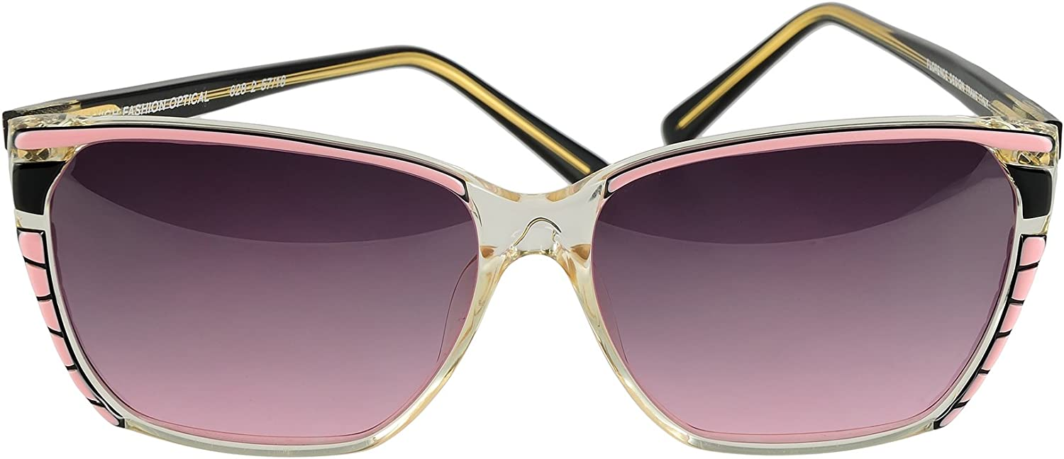 High Fashion Sunglasses Florence Design 6282 Pink