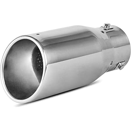 Superior 289410 1-3//4-2 Stainless Steel Exhaust Tip