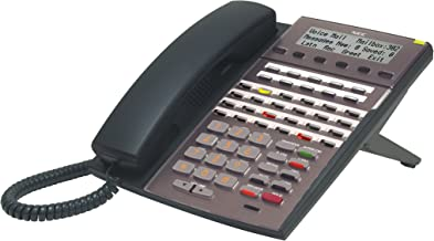 $199 » NEC 1090021 - NEC DSX 34B Display Telephone with Speakerphone and Backlight, Black