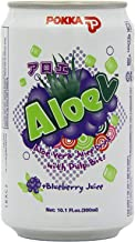 Pokka Aloe V Blueberry and Aloe Vera Juice, 300 ml