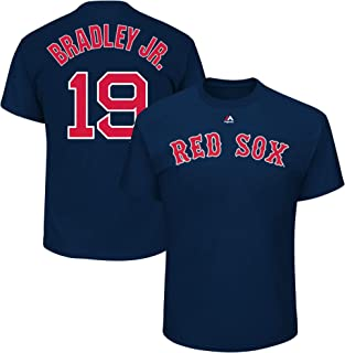 jackie bradley jr red sox shirt