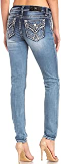 Womens Hailey M3444S8 Skinny Jeans