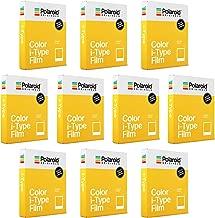 Polaroid Originals Standard Color Film for i-Type Cameras (10 Pack)