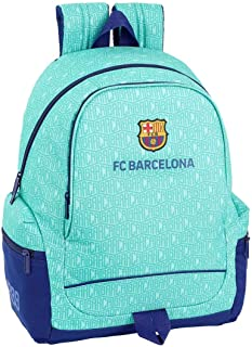 FC Barcelona Mochila Grande Adaptable a Carro, niño