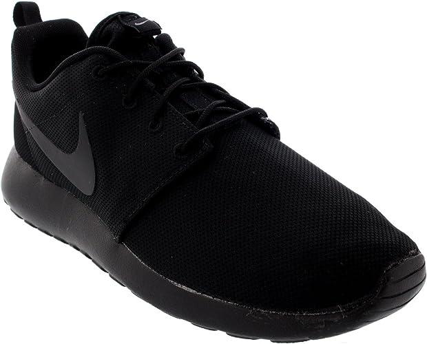 Nike – Air Force 1, Chaussons Homme - - (Negro/Negro), 48,5 EU EU ...
