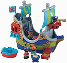 Early Learning Centre Happyland Pirate Ship by Early Learning Centre