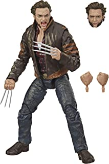 Hasbro Marvel Legends Series X-Men Wolverine 6-inch Collectible Action Figure Toy, Includes 3 Accessories, Ages 14 and Up