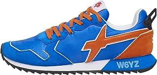 w6yz Jet-M.-Sneakers in Pelle e Nylon