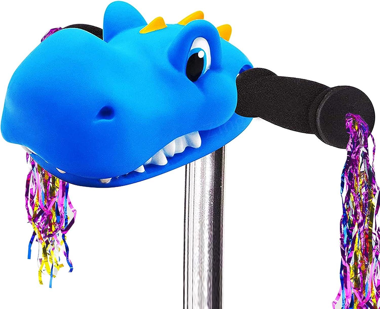 Accesorios para patinete, para niños, unicornios, poni, horse Dinosaur Toys Gifts Presents Mini T-Bar Kick Scooter Bike Pogo Jumper Accesorios para niños niños niños