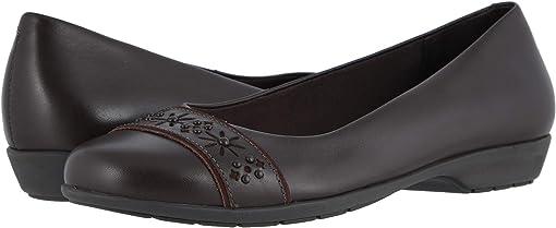 Brown Leather/Nubuck