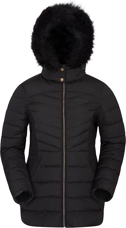 Mountain Warehouse Below Zero Womens Padded Jacket  Warm Winter Coat