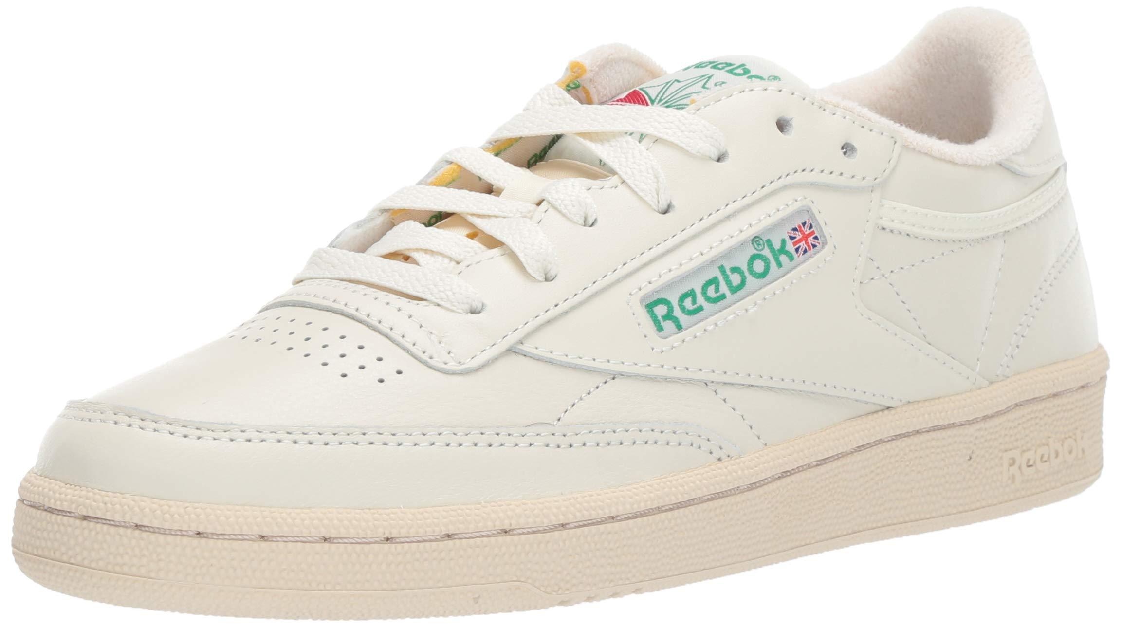 Reebok Womens Sneaker Chalk Excellent