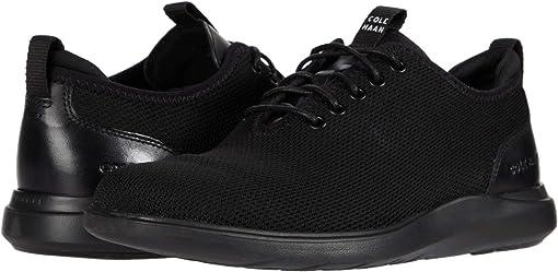 Black Knit/Black