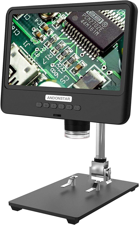 LIMEI-ZEN Digital 5X-1200X Microscope Ranking Ranking TOP19 TOP17 Adjustable 800 1080P 1280