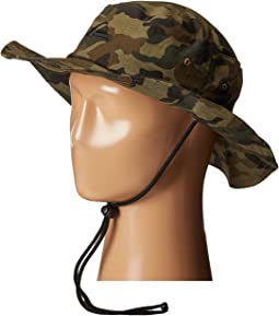 7a1cf24db1fc2 Quiksilver bushmaster sun protection hat