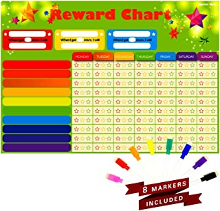 Best chore chart magnetic board Reviews