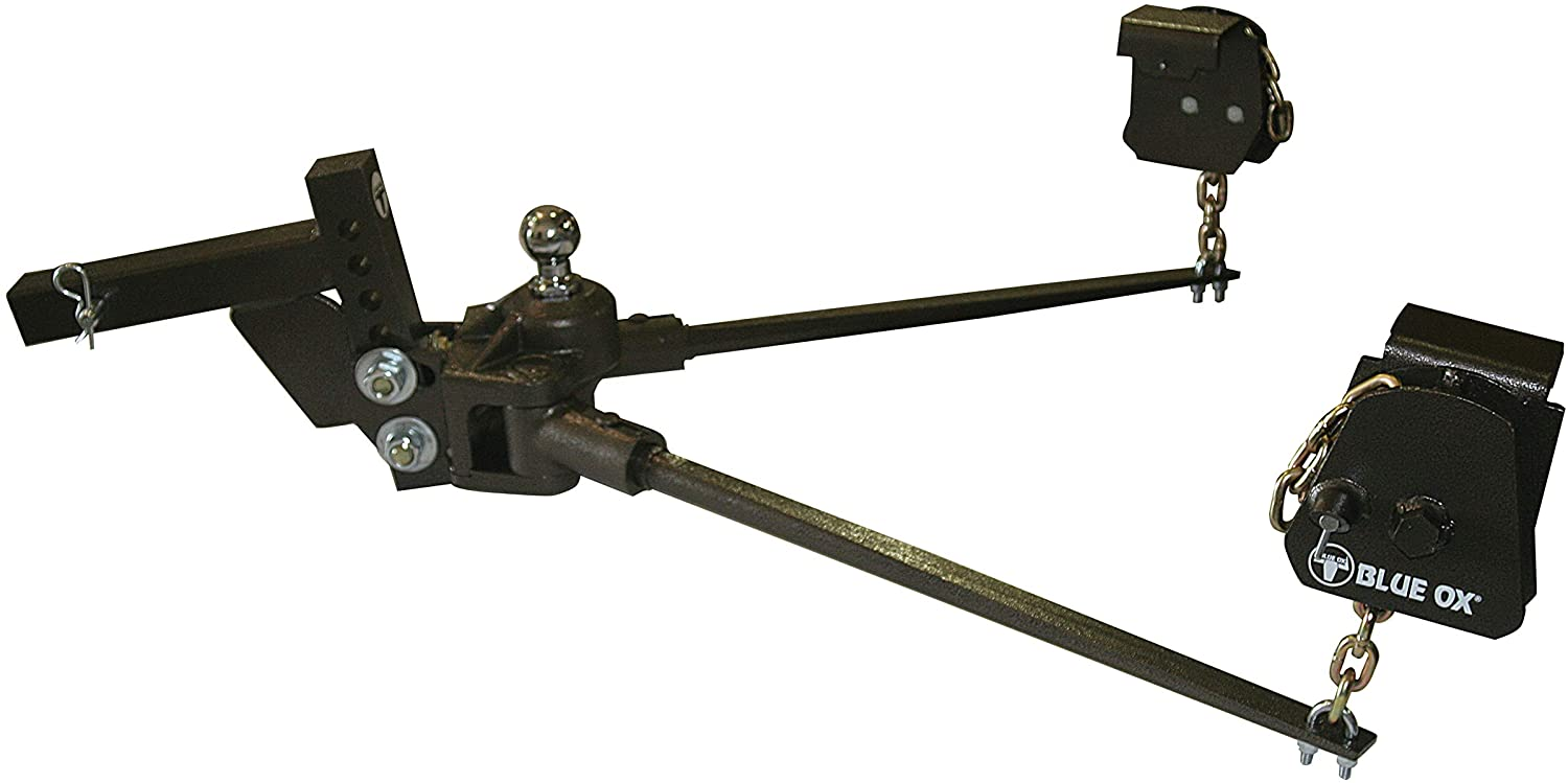 Blue Ox BXW1000 SWAYPRO Weight Distributing Hitch