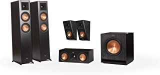 Klipsch RP-5000F 5.1 Home Theater System - Ebony